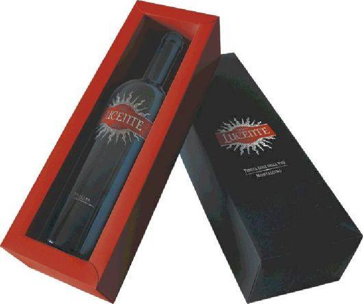 Lucente IGT Toscana in Geschenkverpackung  Jg. 2014-15 Cuvee aus Merlot, SangioveseGeschenke