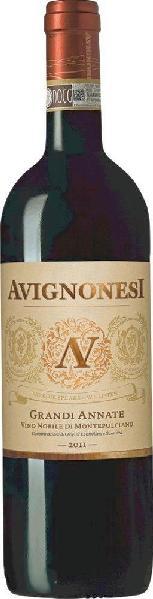 AvignonesiGrandi Annate Vino Nobile di Montepulciano DOCG Jg. 2011-12Italien Toskana Avignonesi