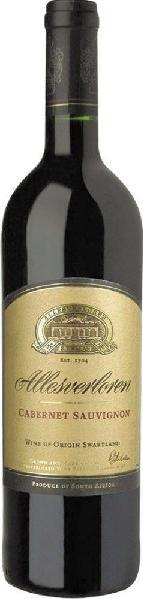 Allesverloren Wine EstateCabernet Sauvignon Wine of Origin Swartland Jg. 2014Südafrika Swartland Allesverloren Wine Estate