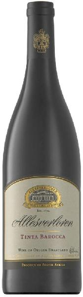 R2000701022 Allesverloren Wine Estate Tinta Barocca Wine of Origin Swartland  B Ware Jg.2013
