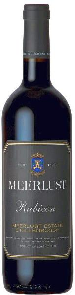 MeerlustRubicon Wine of Origin Stellenbosch Jg. 2012Südafrika Kapweine Stellenbosch Meerlust