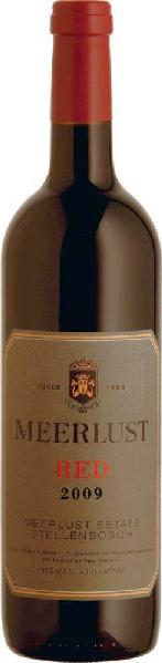 R2000701029 Meerlust Red Wine of Origin Stellenbosch B Ware Jg.2014