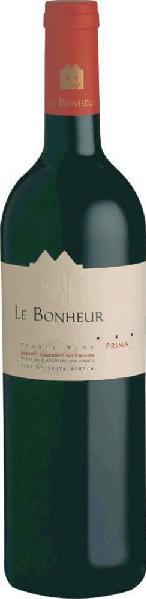 R2000701043 Le Bonheur Prima Wine of Origin Stellenbosch B Ware Jg.2007