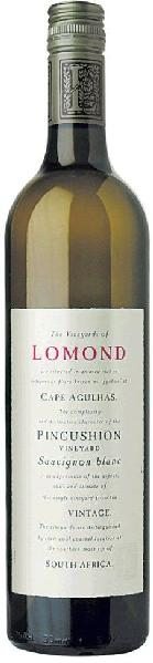 LomondSauvignon Blanc, Pincushion Singel Vineyard Wine of Origin Cape Agulhas Jg. 2013-15Südafrika Cape Agulhas Lomond