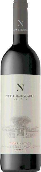 R2000703015 Neethlingshof Pinotage Wine of Origin Stellenbosch  B Ware Jg.2011   B Ware