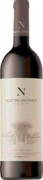 NeethlingshofShiraz Wine of Origin Stellenbosch Jg. 2011-12S�dafrika Kapweine Stellenbosch Neethlingshof