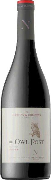 R2000703050 Neethlingshof Pinotage Owl Post Short Story Collection Wine of Origin Stellenbosch B Ware Jg.2016