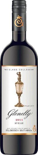 GlenellyShiraz Glass Collection Wine of Origin Stellenbosch Jg. 2014Südafrika Kapweine Stellenbosch Glenelly