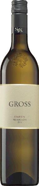 R2000750010 Gross Ratscher Morillon Startin Qualitätswein aus der Südsteiermark B Ware Jg.2015