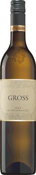 GrossRied Sulz Sauvignon Blanc Erste STK Lage Qualitätswein aus der Südsteiermark Jg. 2014-15Österreich Steiermark Gross