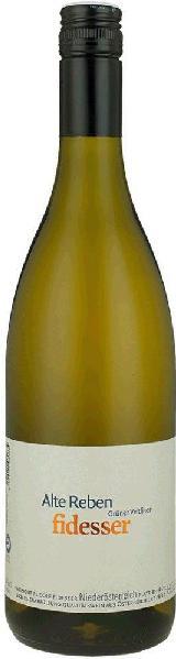 FidesserGrüner Veltliner Alte Reben Qualitätswein aus Niederösterreich Jg. 2014-15Österreich Weinviertel Fidesser