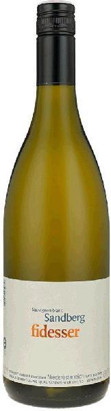 FidesserSauvignon Blanc Sauvignon Blanc Sandberg Qualitätswein aus Niederösterreich Jg. 2015Österreich Weinviertel Fidesser