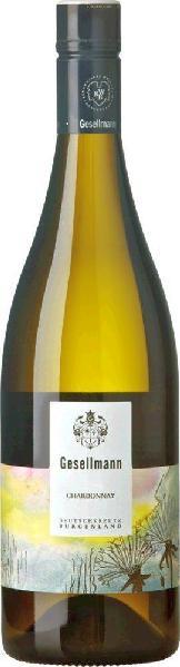 GesellmannChardonnay Qualitätswein aus dem Burgenland Jg. 2014-15Österreich Burgenland Mittelburgenland Gesellmann