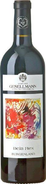 R200075304515 Gesellmann Bela Rex Qualitätswein aus dem Burgenland Cuvee aus Cabernet, Merlot B Ware Jg.2015