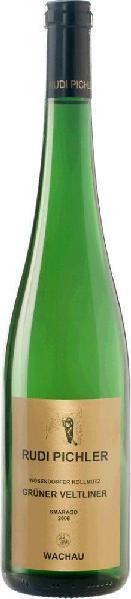 Rudi PichlerGrüner Veltliner Smaragd Kollmütz Qualitätswein aus der Wachau Jg. 2013-14Österreich Wachau Rudi Pichler