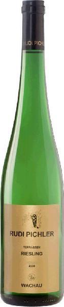 Rudi PichlerRiesling Smaragd Von den Terrassen Qualitätswein aus der Wachau Jg. 2014-15Österreich Wachau Rudi Pichler