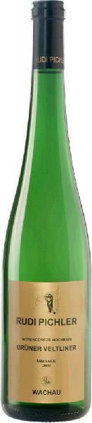 Rudi PichlerGrüner Veltliner Smaragd Hochrain Qualitätswein aus der Wachau Jg. 2015Österreich Wachau Rudi Pichler