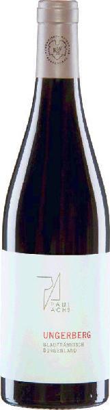 Paul AchsUngerberg Qualit�tswein aus dem Burgenland Blaufr�nkisch  Jg. 2012�sterreich Neusiedlersee-H�gelland Paul Achs