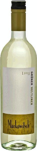 R2000756001 Markowitsch Gr�ner Veltliner Ried Schanz�cker Qualit�tswein aus dem Carnuntum  B Ware Jg.2015