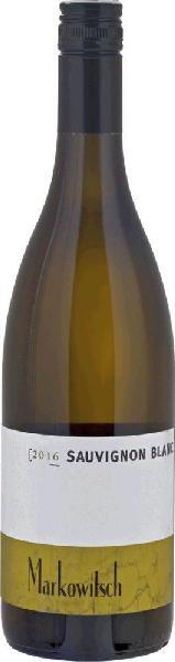 MarkowitschSauvignon Blanc Qualitätswein aus dem Carnuntum Jg. 2016Österreich Oe. Sonstige Markowitsch