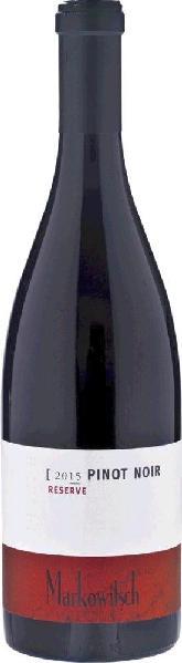 MarkowitschPinot Noir Reserve Qualitätswein aus dem Carnuntum Jg. 2013-14Österreich Oe. Sonstige Markowitsch