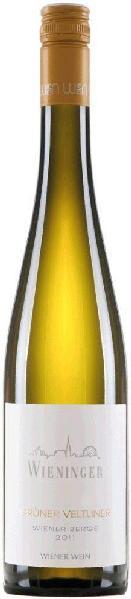 WieningerWiener Grüner Veltliner  Qualitätswein aus Wien Jg. 2016Österreich Wien Wieninger