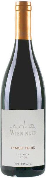 WieningerPinot Noir Select Qualitätswein aus Wien Jg. 2015Österreich Wien Wieninger