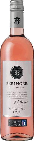 BeringerCalifornia Classics Zinfandel Rose Jg. 2015-16U.S.A. Kalifornien Beringer