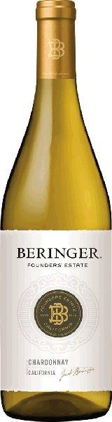 BeringerFounders Estate Chardonnay Jg. 2016-17U.S.A. Kalifornien Beringer