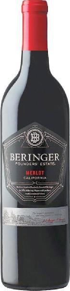 R2000801025 Beringer Founders Estate Merlot B Ware Jg.2013