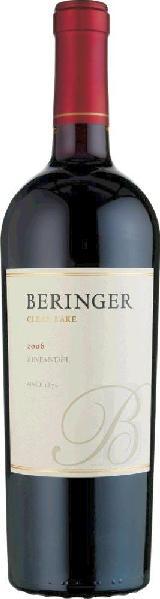 BeringerZinfandel Clear Lake Jg. 2012-13U.S.A. Kalifornien Beringer