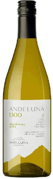 R2000835001 Andeluna Chardonnay Tupungato Mendoza  B Ware Jg.2015   B Ware