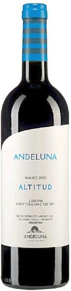 Mehr lesen zu :  R2000835015 Andeluna Malbec Altitud Tupungato Mendoza **neue Ausstattung** B Ware Jg.2014