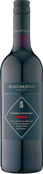 R2000859015 Rosemount Estate Shiraz Diamand Collection South Eastern Australia B Ware Jg.2016