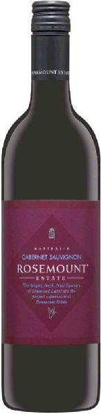 R2000859035 Rosemount Estate Diamond Label Cabernet Sauvignon  B Ware Jg.2011