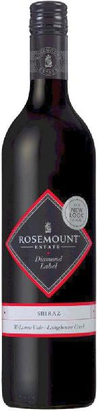 Rosemount EstateDiamond Label Shiraz South Eastern Australia Jg. 2014Australien South Australia Rosemount Estate