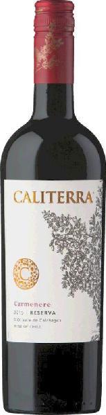 CaliterraReserva Carmenere Colchagua Valley Jg. 2014Chile Ch. Sonstige Caliterra