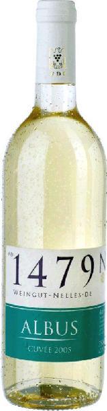 NellesAlbus Cuvee trocken Qualit�tswein von der Ahr Jg. 2010-11Deutschland Ahr Nelles