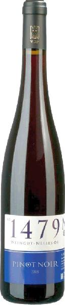 NellesPinot Noir Spätburgunder Qualitätswein von der Ahr Jg. 2012-13Deutschland Ahr Nelles
