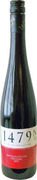 NellesSpätburgunder feinherb Qualitätswein von der Ahr Jg. 2014Deutschland Ahr Nelles