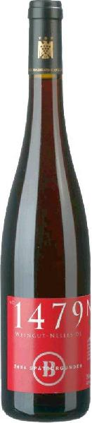 NellesSp�tburgunder B Qualit�tswein von der Ahr Jg. 2008Deutschland Ahr Nelles