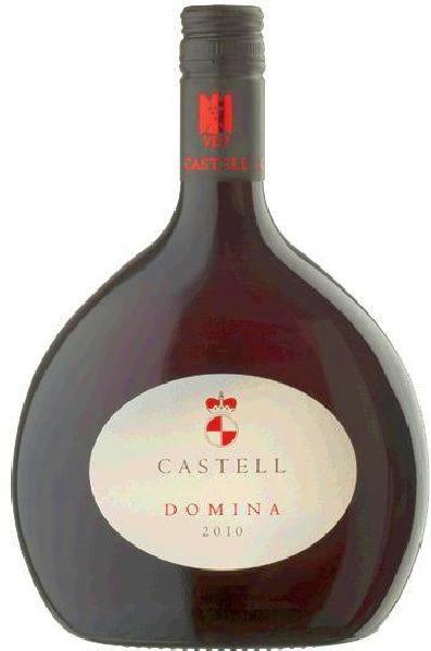 R2000902038 Castell Schloss Domina trocken Rotwein  B Ware Jg.2012-13