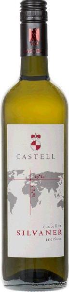 Castell 49 44 Silvaner  Qualitätswein aus Franken  Jg. 2014-15Deutschland Franken Castell