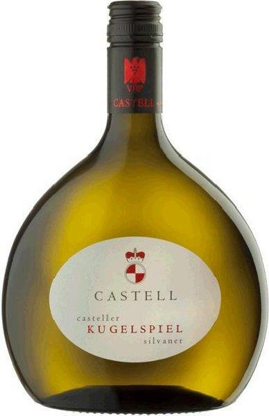 CastellKugelspiel Silvaner trocken VDP.Erste Lage Jg. 2014-15Deutschland Franken Castell