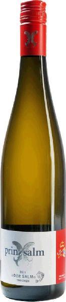 Prinz zu Salm DalbergDer Salm trocken Qualitätswein  Jg. 2015-16 Cuvee aus Weiß-, Grauburgunder, ScheurebeDeutschland Nahe Prinz zu Salm Dalberg