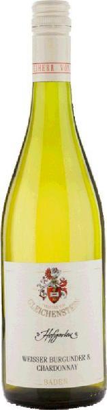 R2000907053 von Gleichenstein Hofgarten Weißburgunder - Chardonnay trocken B Ware Jg.2016