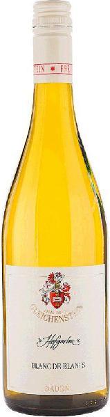 von GleichensteinHofgarten Blanc de Blancs trocken Qualitätswein aus Baden Jg. 2016Deutschland Baden von Gleichenstein
