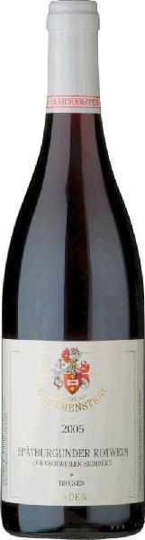 Mehr lesen zu :  R2000907061 Oberrotweiler Eichberg Sptburgunder Rotwein trocken Qualittswein aus Baden        B Ware Jg.2013