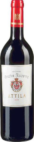 Graf NeippergAttila Rotweincuvee Qualitätswein aus Württemberg Jg. 2013Deutschland Württemberg Graf Neipperg