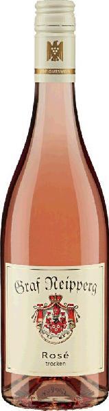Graf NeippergRose trocken Qualit�tswein aus W�rttemberg Jg. 2015Deutschland W�rttemberg Graf Neipperg